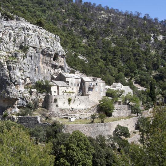 Blaca Desert and Monastery