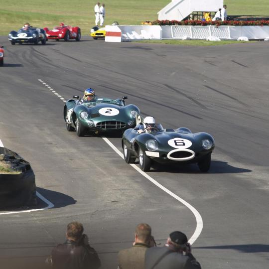 Goodwood's racing and grounds