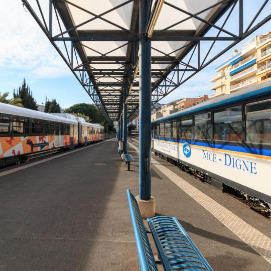 Train des Pignes Scenic Railroad