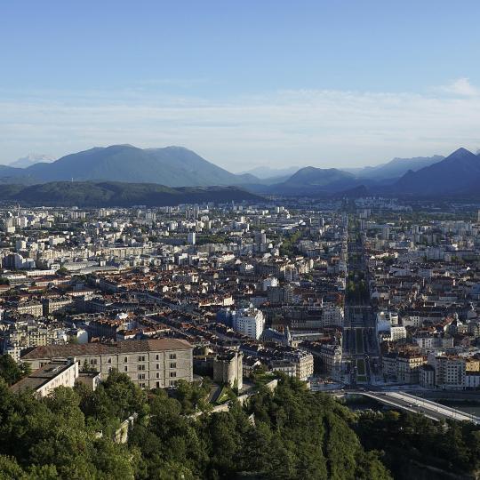 Explore Grenoble