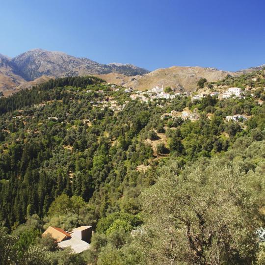 Therissos Village