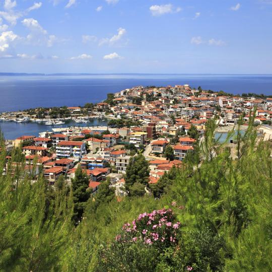 Neos Marmaras Village