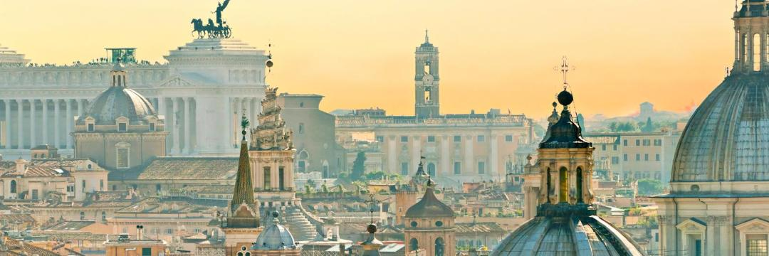 While the city will still be busy, Rome in autumn is mostly free from the large tourist crowds that come with summer