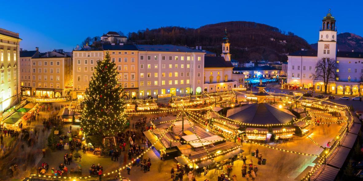 Domplatz Christmas Market