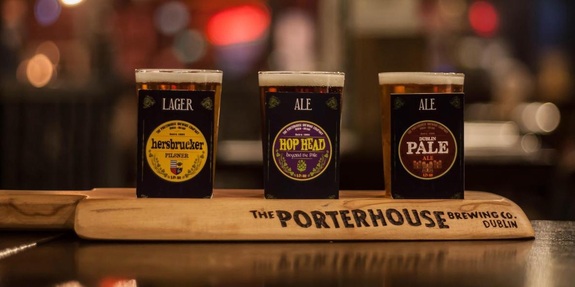 Porterhouse Temple Bar