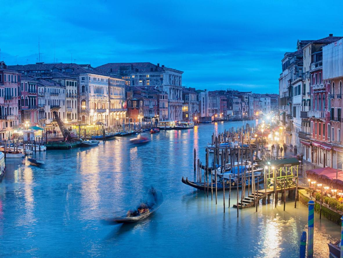 Christmas is the perfect time to visit Venice if you want to avoid the crowds