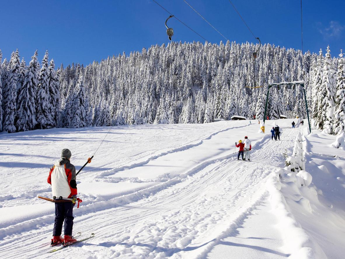 Spend Christmas on the slopes in Saalbach-Hinterglemm