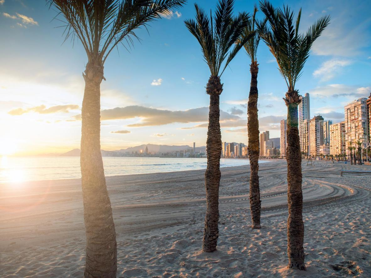 Benidorm offers fall travellers all the perks of a peak season visit at a fraction of the cost