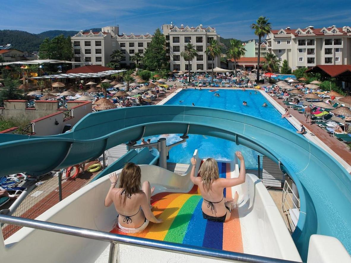The kid's club at Julian Club Hotel offers everything little travellers look for on a holiday