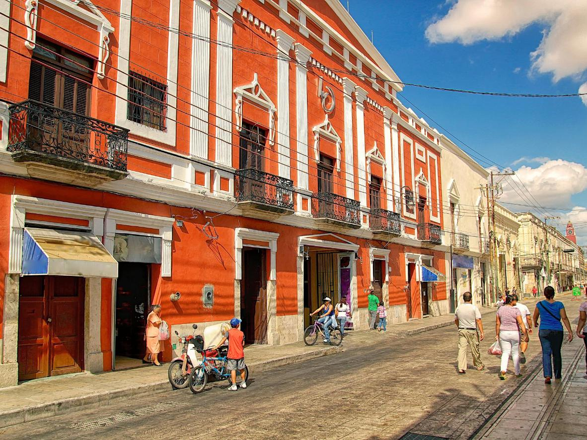 Mérida has long been the manifestation of the region's vibrant culture