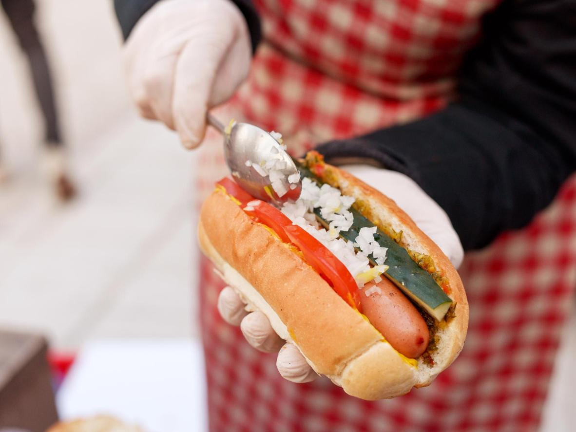 How to eat a bratwurst? Skip the mustard if you want to enjoy it like a local