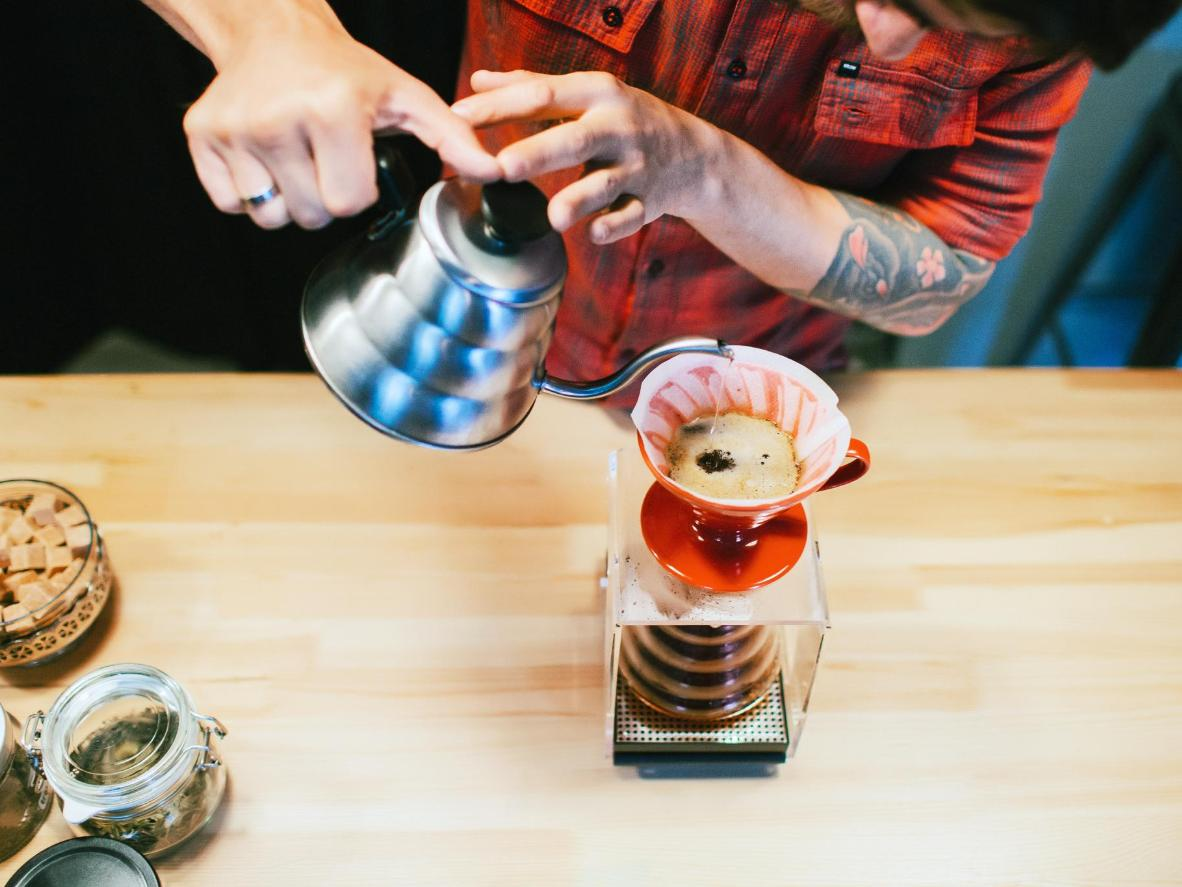 Serious about coffee? Find your perfect brew at Man Versus Machine