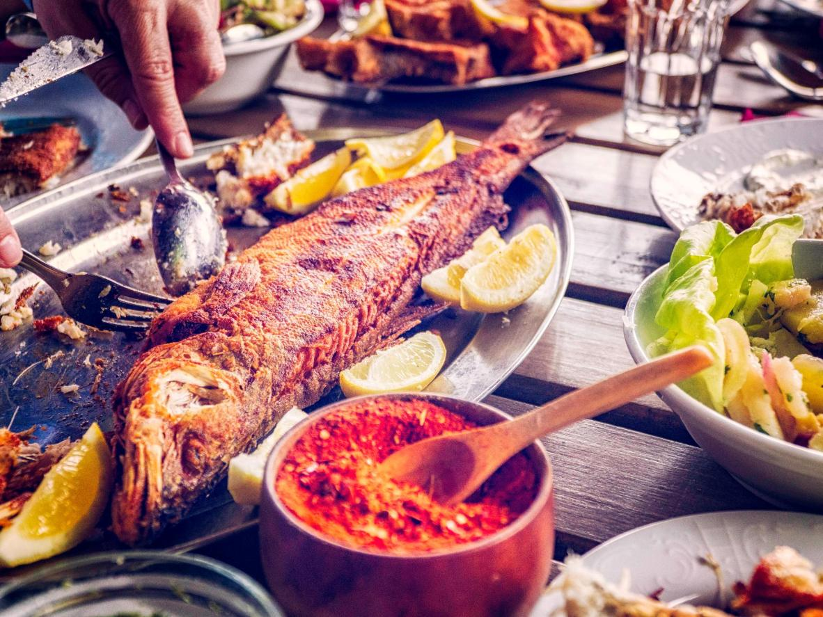 Tepic's mouthwatering grilled fish