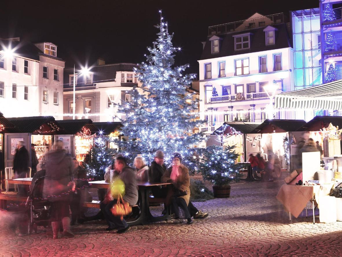 Enjoy parades, theatre and French cuisine in Saint Helier