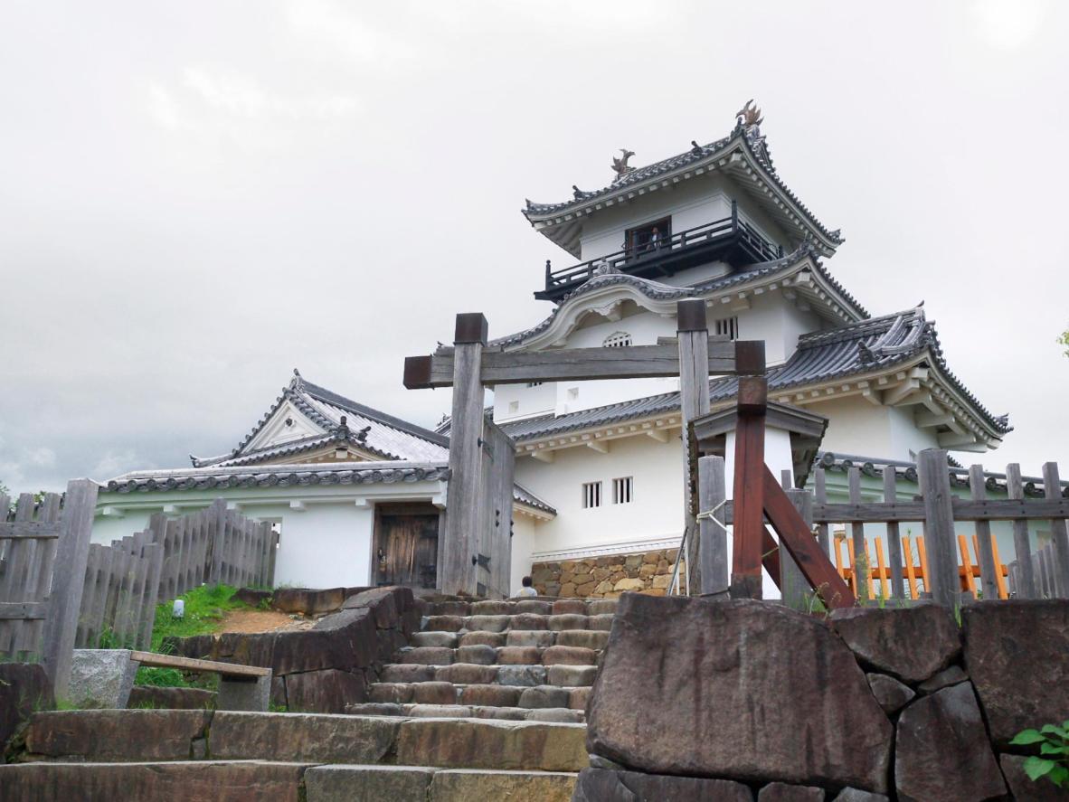 Kakegawa Castle, Japan