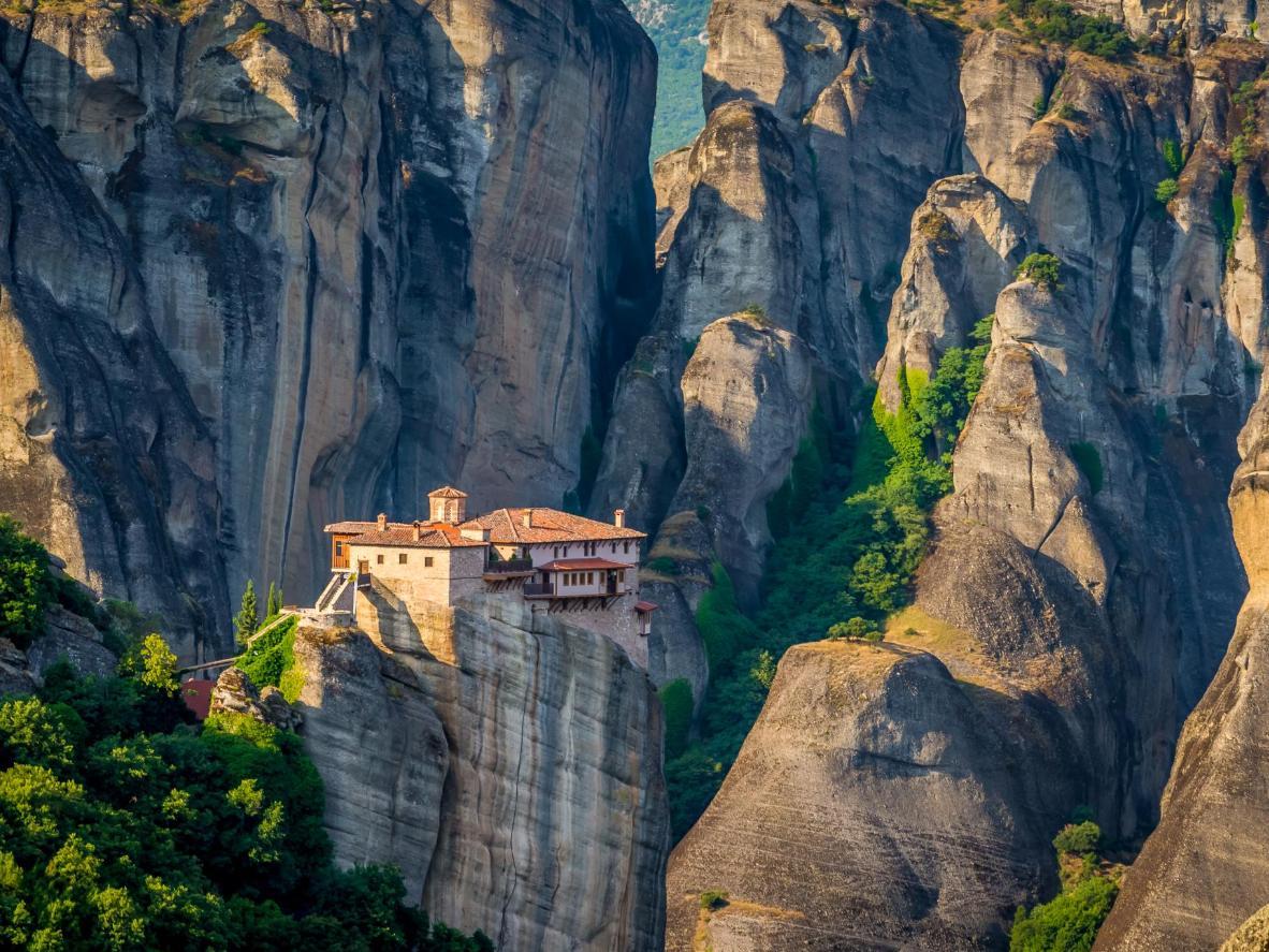 Greece – Meteora