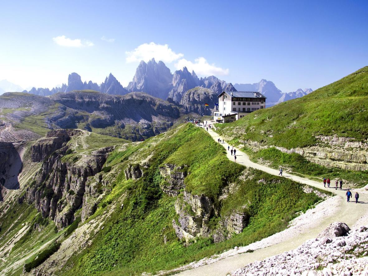 Italy – Cortina d'Ampezzo (Dolomites)