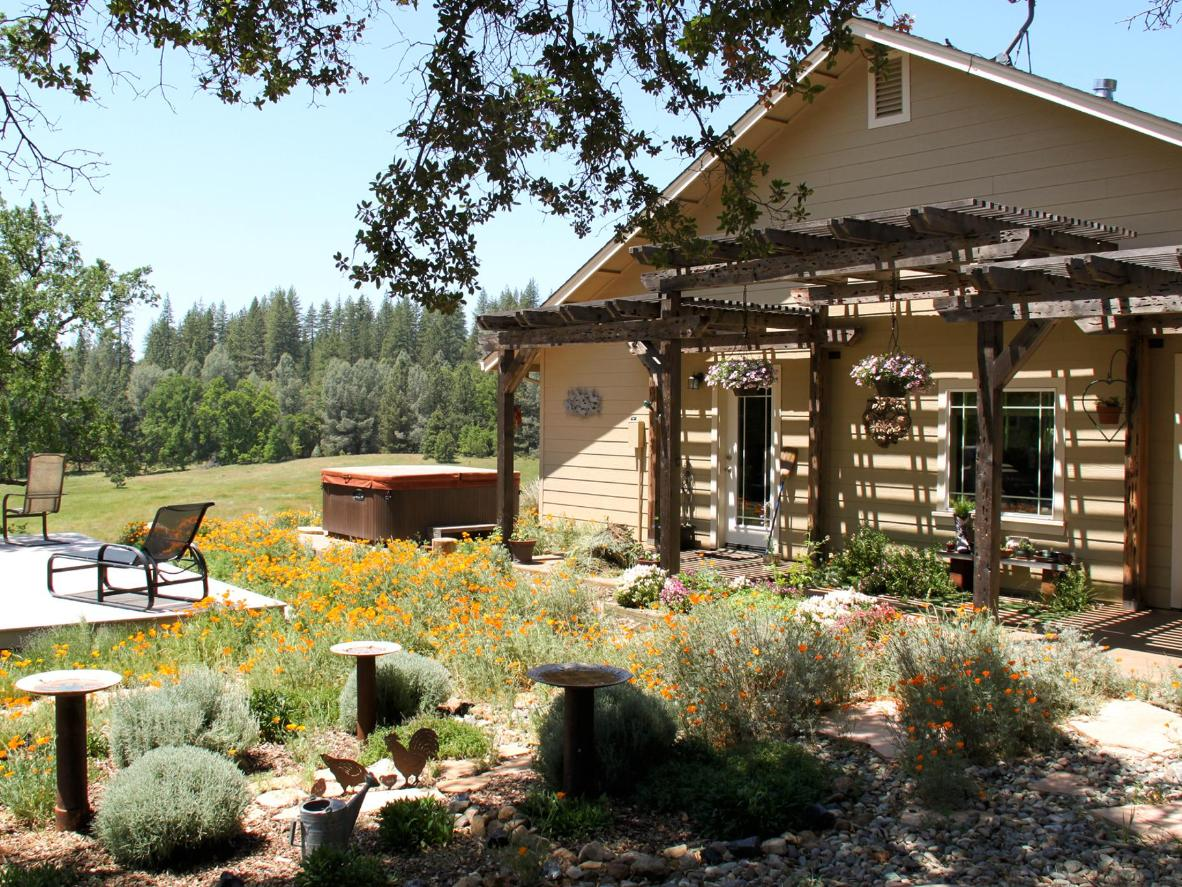 Red Tail Ranch, California