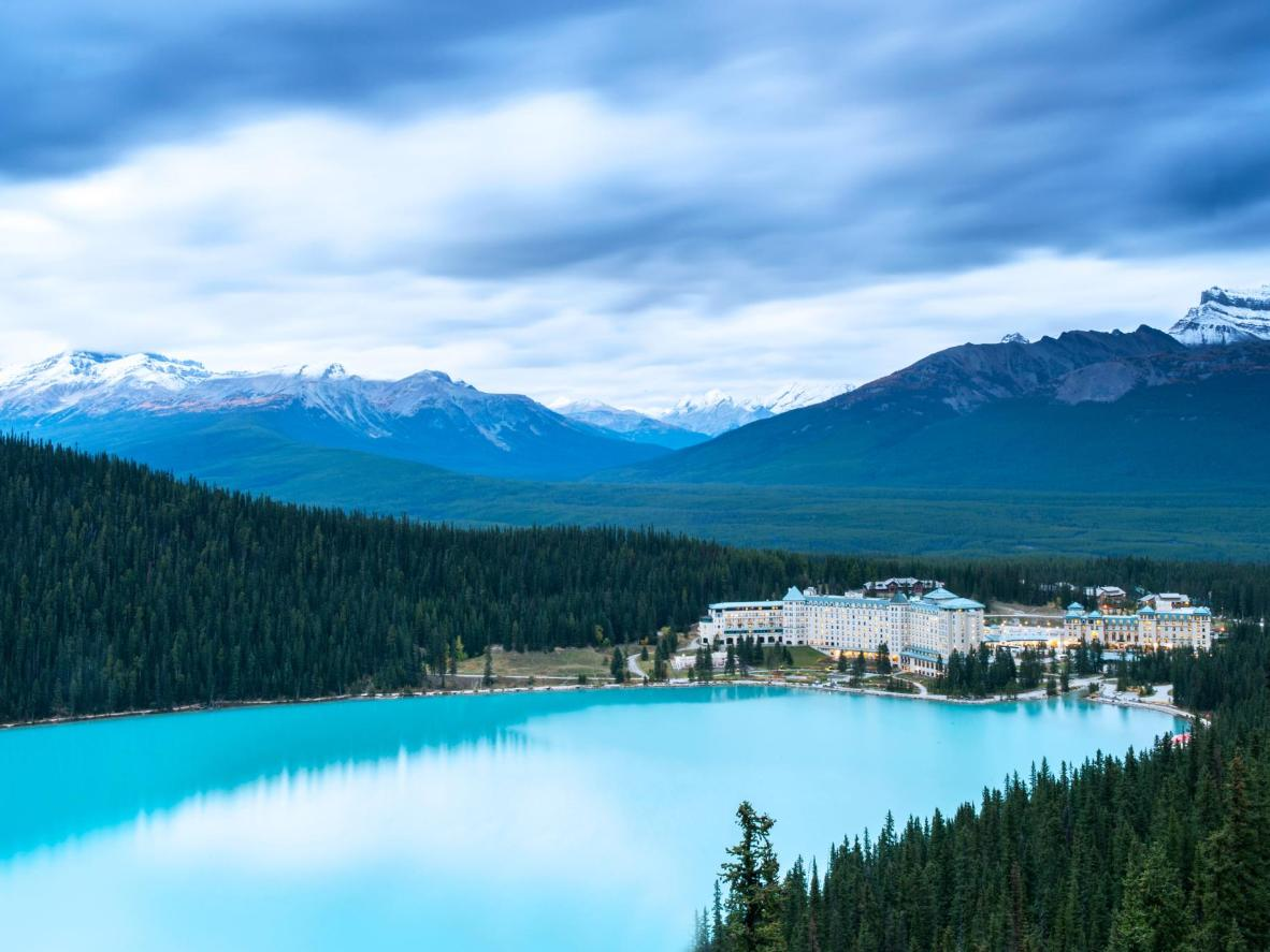 Destination Inspiration Lake Louise Canada Booking Com