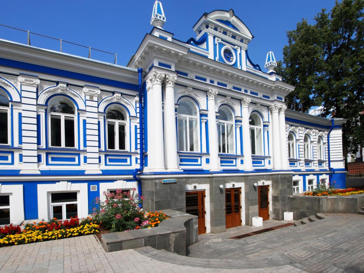 Perm has blossomed in recent years to become an important cultural destination