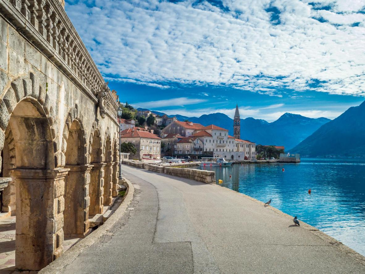 Perast offers the charm of Venice without the tourists