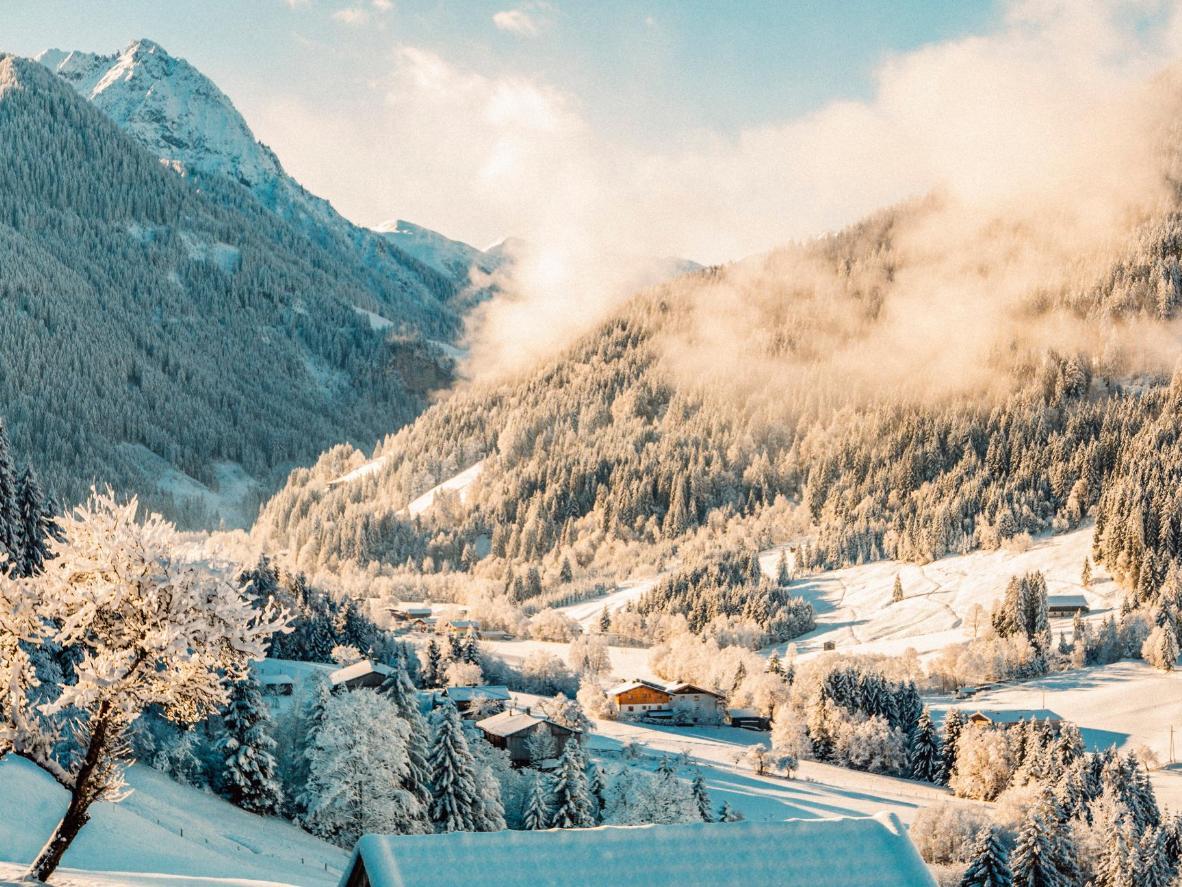 Kitzbühel es el hogar de una de las carreras de esquí alpino más notorias