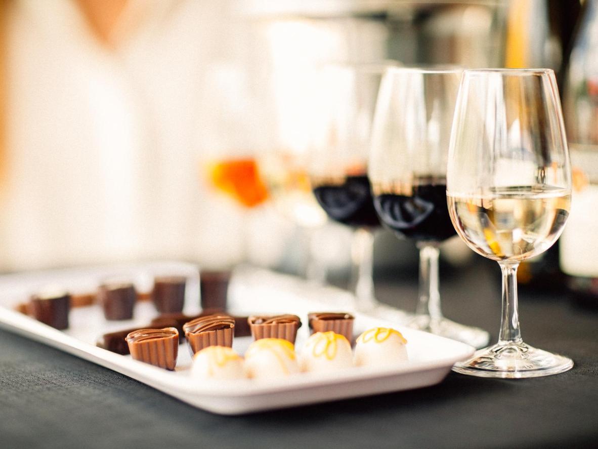 Tain-l'Hermitage tiene una larga reputación por producir chocolate fino