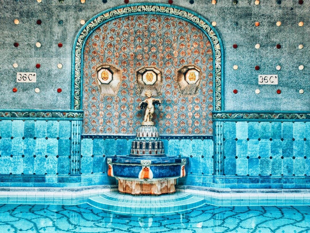 Top 6 Thermal Baths In Budapest Booking Com