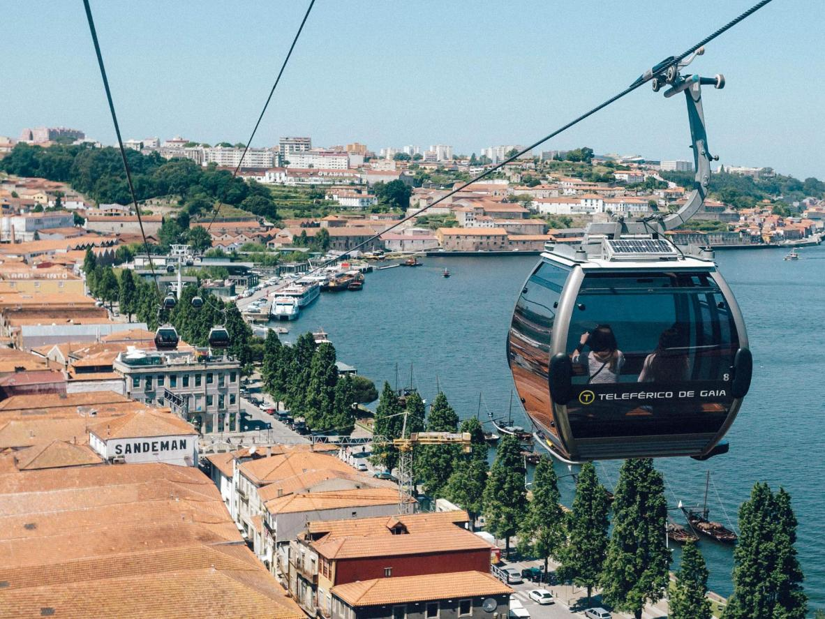 Porto has an irresistible old-world charm