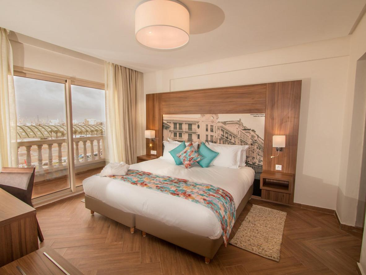 Destination inspiration casablanca morocco for Appart hotel washington