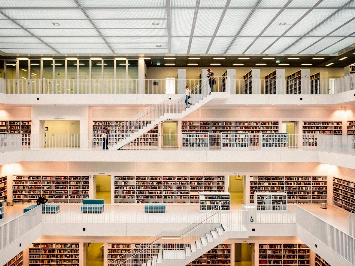 This library takes 'open-concert' to a whole new level