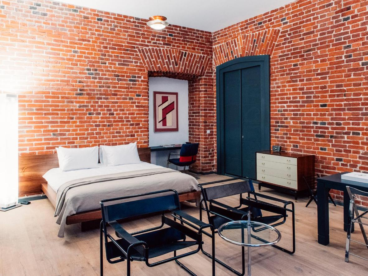 Top 10 hotels with the best wifi in moscow for Design hotel mosca