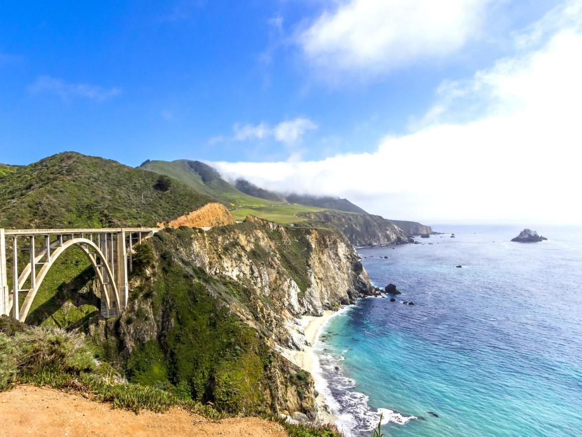 Bixby Bridge, USA
