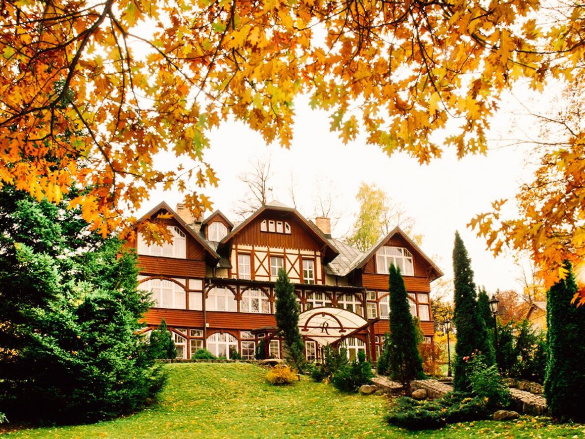 The rural retreat of Hotel Rezydencja