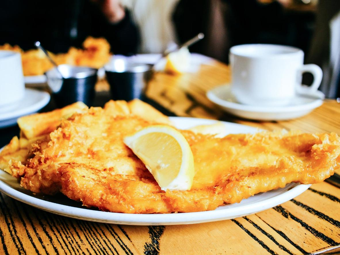 Yorkshire's Whitby has won national awards for its fish and chip shops