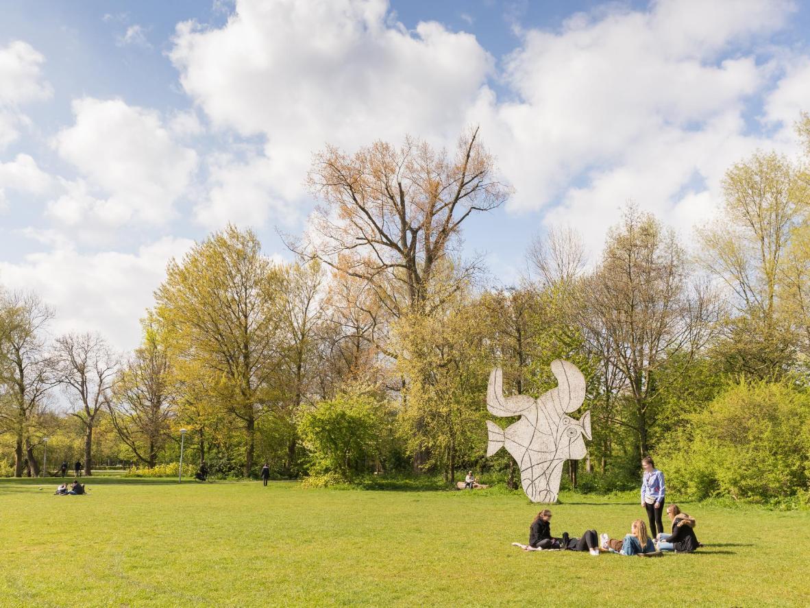 Picasso in Vondelpark