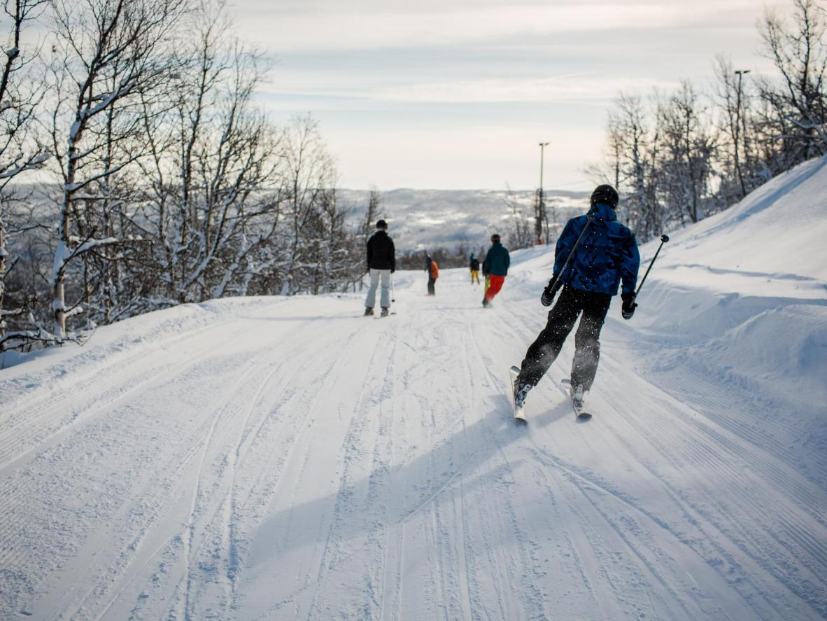 Geilo offers natural beauty and great cross-country skiing