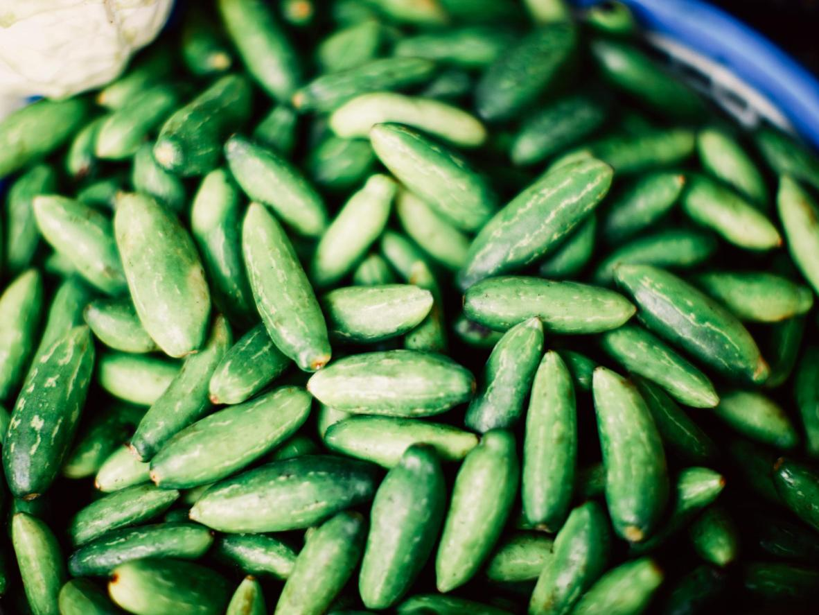 Spreewald gherkins are EU-protected and one of the biggest exports from Brandenburg state