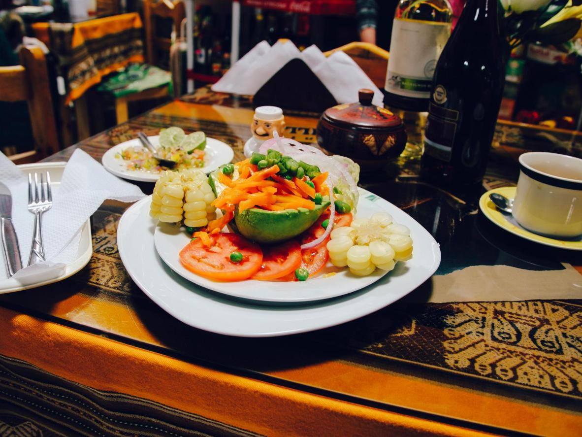 Tourism has led to delicious twists on classic Peruvian dishes