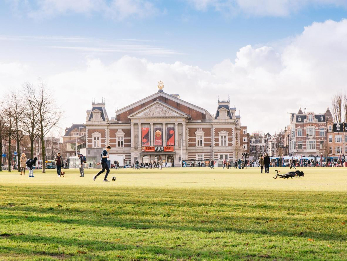 The Royal Concertgebouw is one of the venues that offers free concerts
