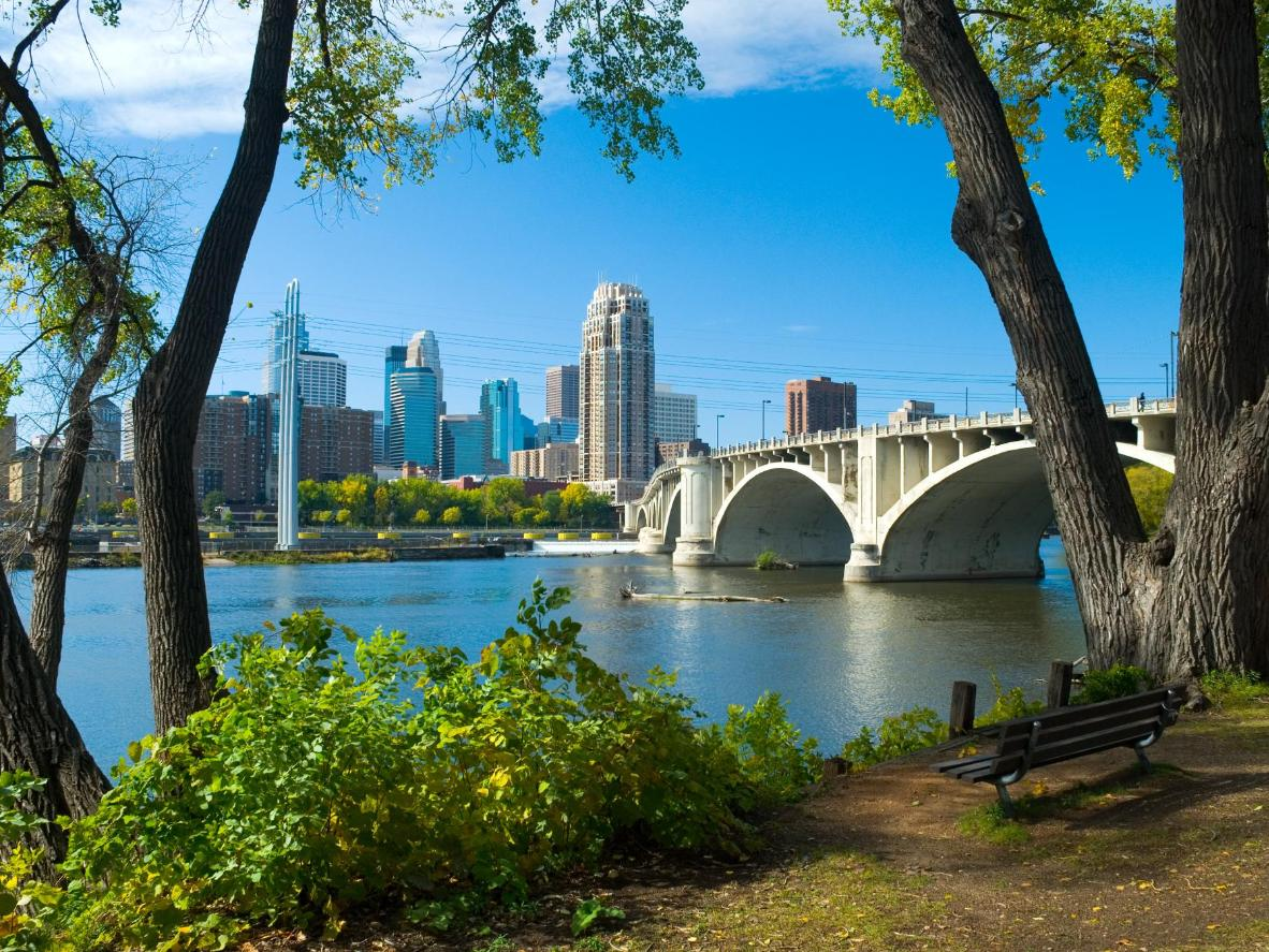 Minneapolis, home of the X-Games