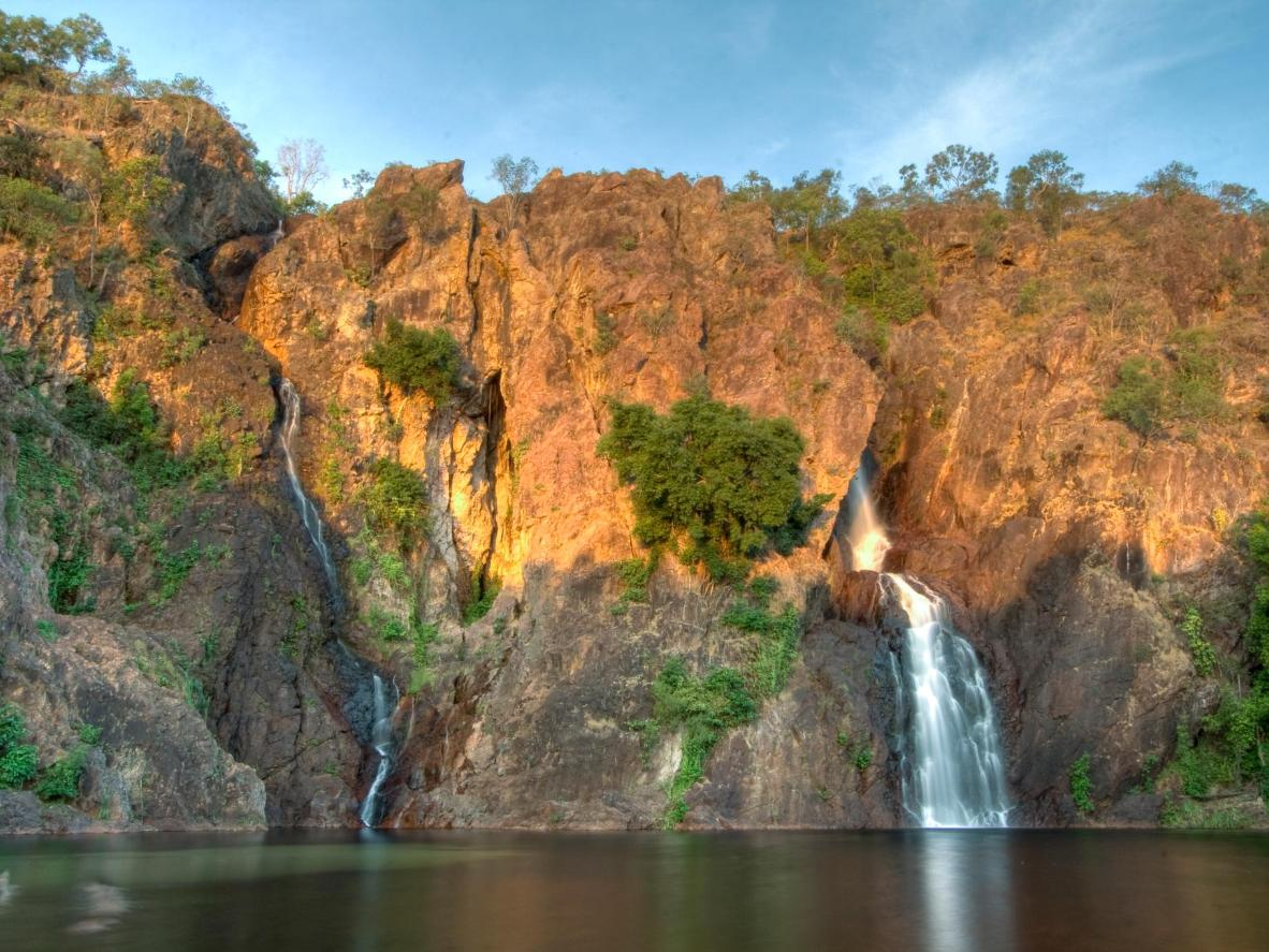 Explore Australia's tropical landscape around Darwin