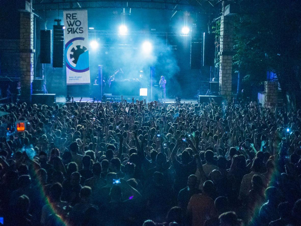 Head to Greece for electronic music and culture