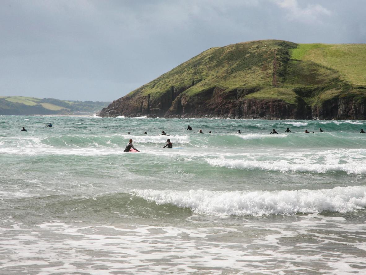 The dreamlike Pembrokeshire coast