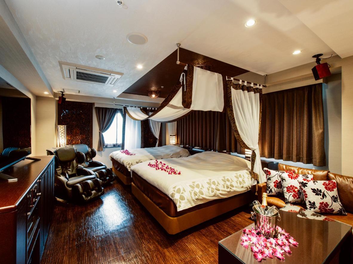 Hotel Bali In Osaka