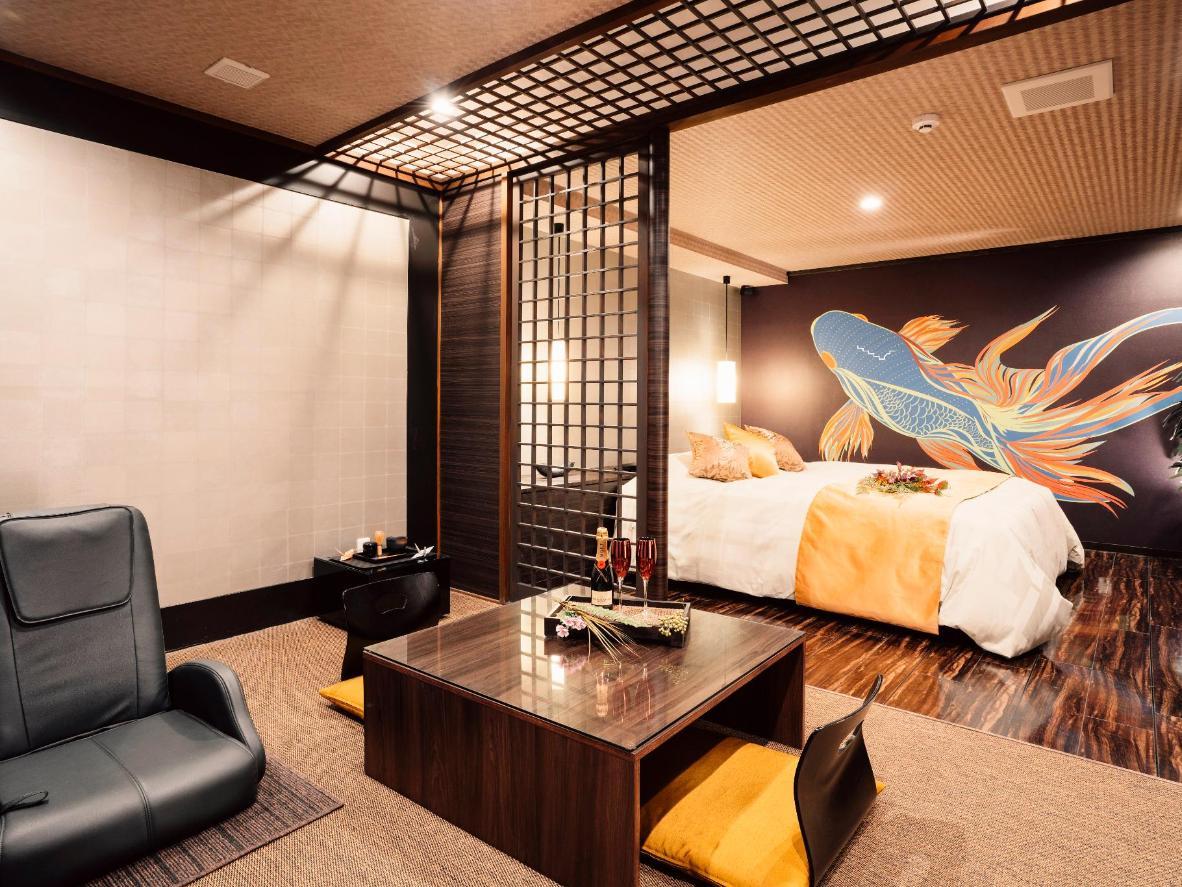 Hotel Zen in Osaka