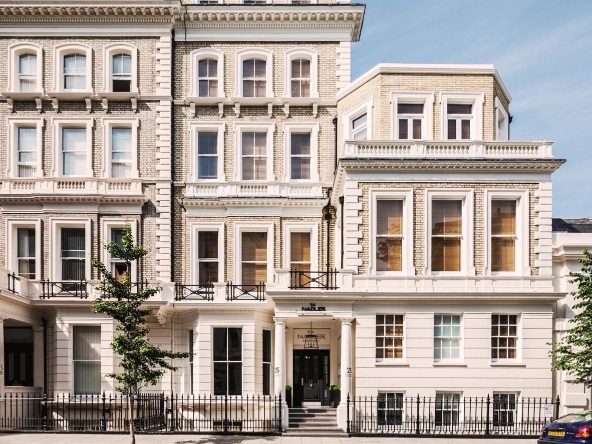 The Nadler Kensington: una scelta davvero smart