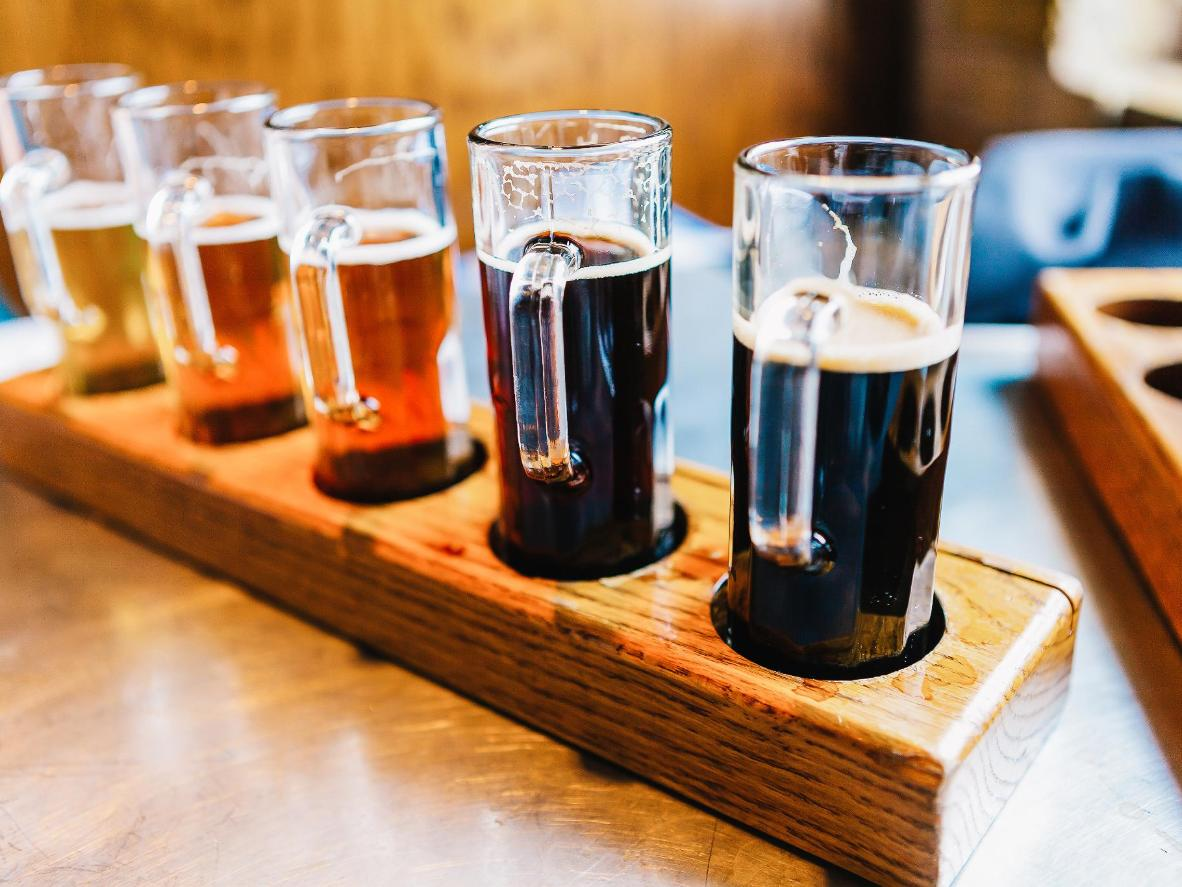 Portland is famous for its world beer styles, from IPAs to Belgian-inspired ales