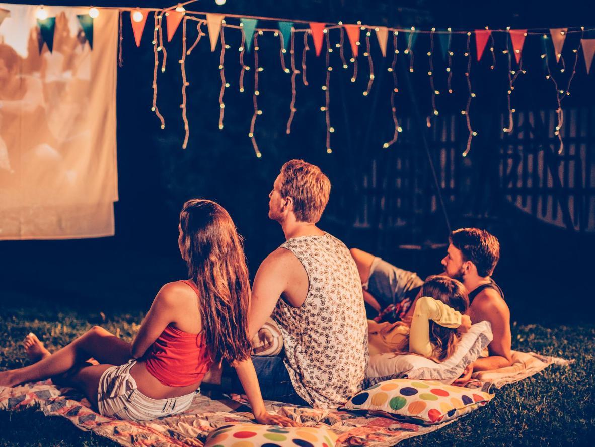Enjoy a balmy summer screening in Centennial Park, Sydney