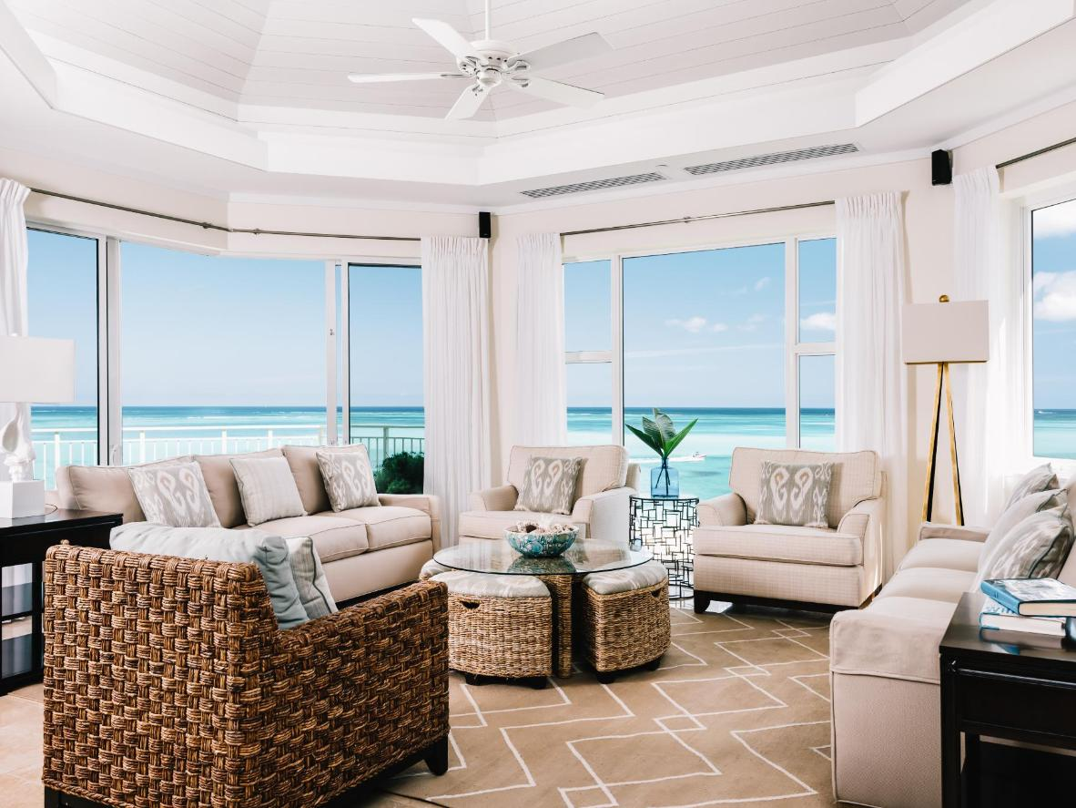 The West Bay Club in Turks & Caicos